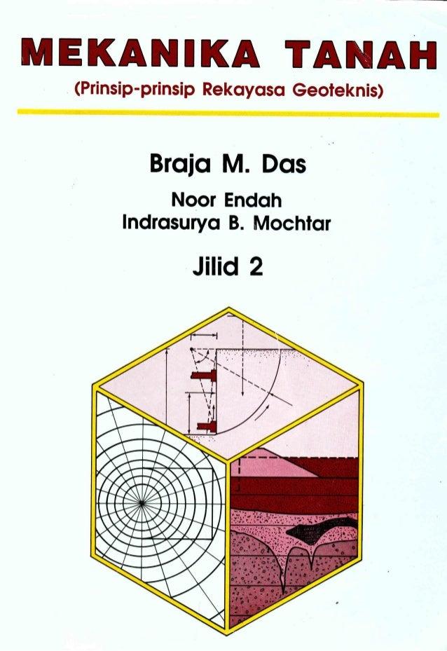Mekanika Tanah Jilid 2 Braja M Das