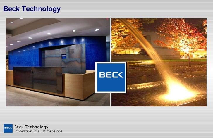 Beck Technology