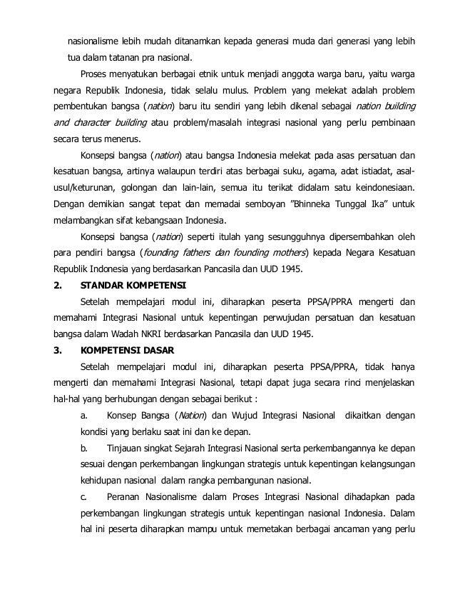 Modul Integrasi Nasional 2 2014 1