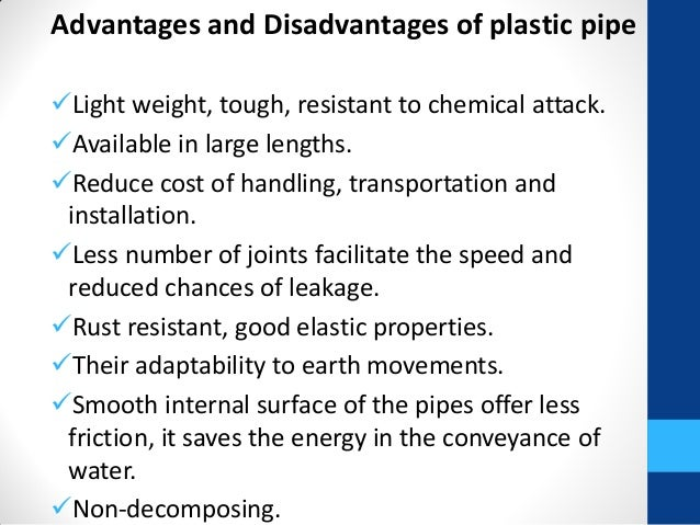 advantages and disadvantages of plastic money Also, plastic bags are complimentary in many locations but are charged or taxed in others the disadvantages of plastics: plastics bags are make of a non-renewable resource, which gives us more reasons to use recyclable shopping bags.