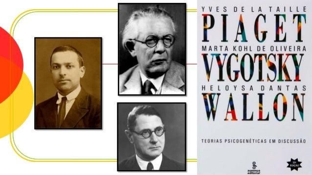 Teorias psicogenéticas A principal contribuição dessas teorias à educação está na possibilidade de visualizar o sujeito na...