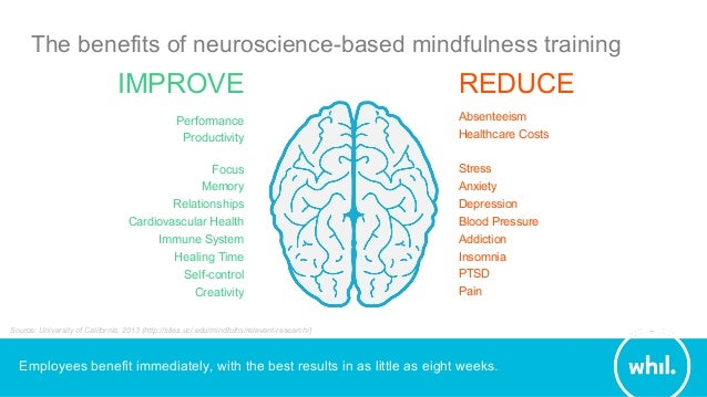 mindfulness and stress resilience  the best benefit for