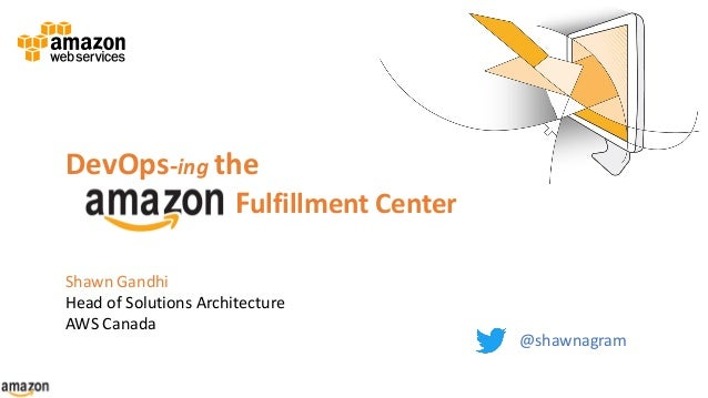 DevOps In The Amazon Warehouse