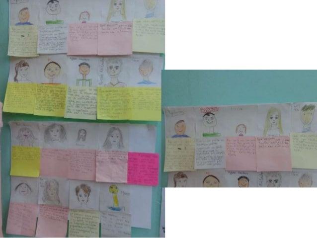 3. Τα περισσότερα παιδιά συμμετείχαν στον διαγωνισμό. Έγραψαν σε μικρά κειμενάκια τα συναισθήματα που είχαν πριν, κατά τ...