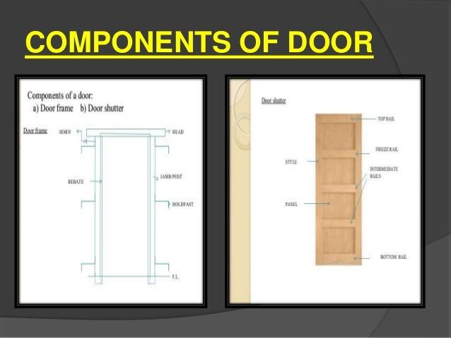 5.  sc 1 st  SlideShare & 8. door  window  floor lintel