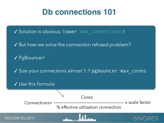 PostgreSQL Configuration for Humans / Alvaro Hernandez (OnGres)