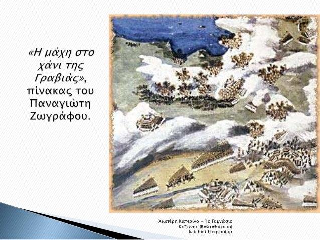 Χιωτέρη Κατερίνα - 1ο Γυμνάσιο  Κοζάνης (Βαλταδώρειο)  katchiot.blogspot.gr
