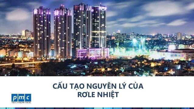 www.pmcweb.vn CẤU TẠO NGUYÊN LÝ CỦA RƠLE NHIỆT