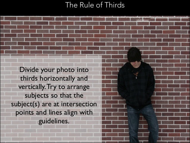 8 photo techniques Slide 3