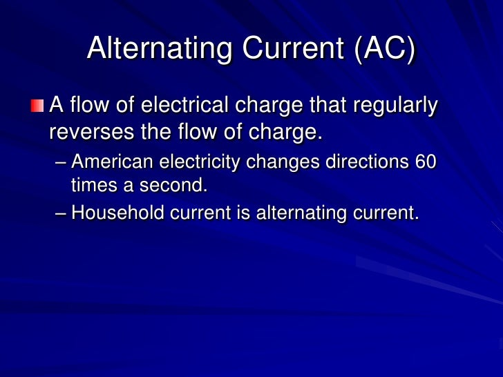 8-2 Electric Current