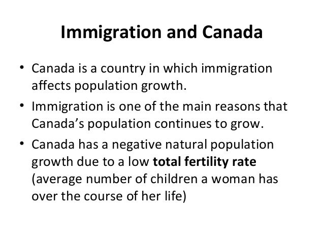 the factors that affects immigration Populations change based on the births, deaths, immigrations, and emigrations that occur within the group these additions and subtractions all.