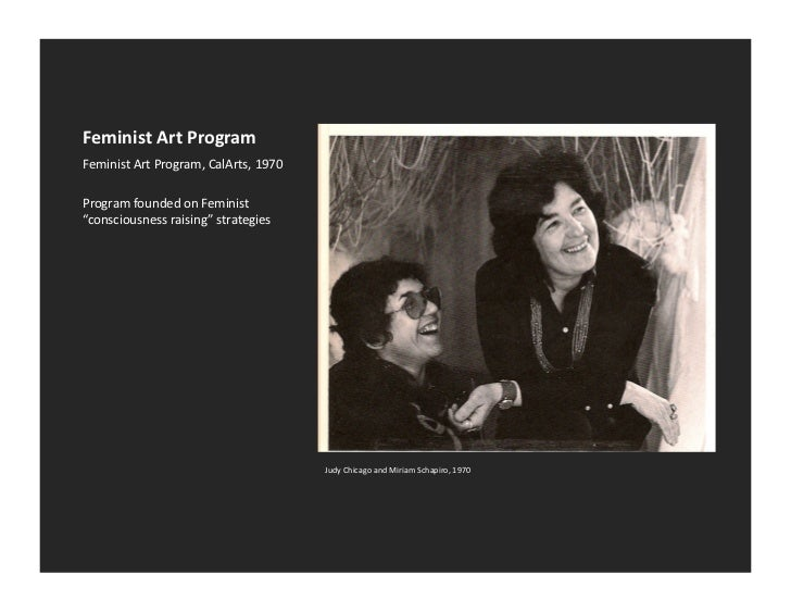 """feminist art movement The term """"feminist art"""" gets bandied about a lot, often as a way to neatly categorize an artist's work or even as a reason to dismiss it but what is fem."""