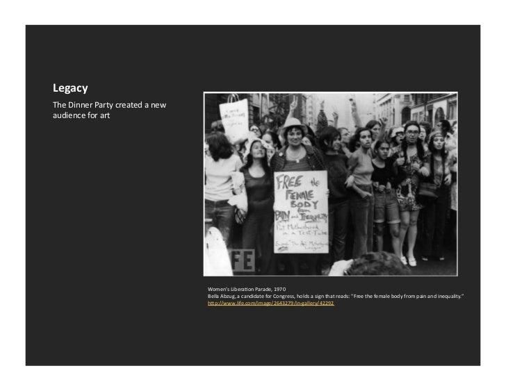 Feminist Art Movement