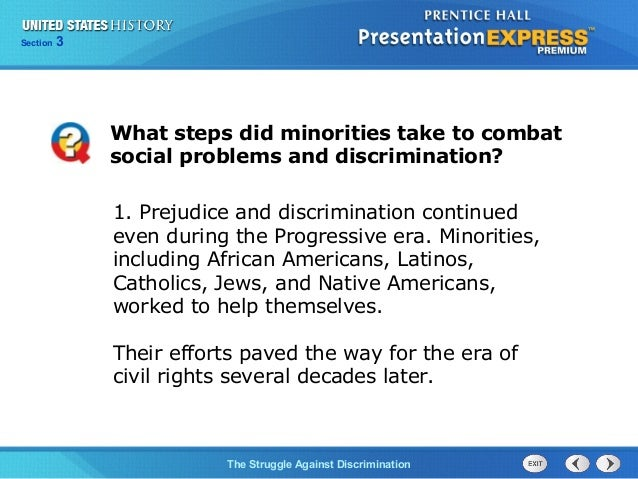 the problems of racism and discrimination that mexican american people face 3 discrimination and racial inequality most americans say blacks and whites also offer different perspectives about the challenges black people face in the us individual prejudice is a bigger problem than discrimination that is built into our laws and institutions.