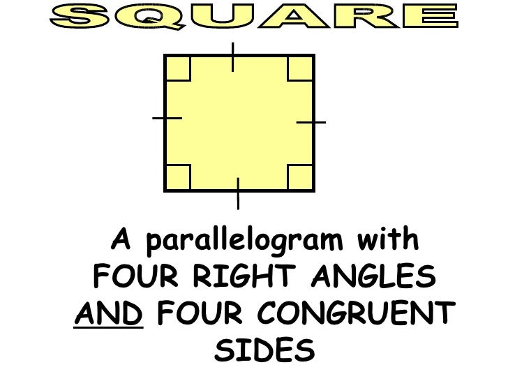 8 4 rhombuses  rectangles  and squares