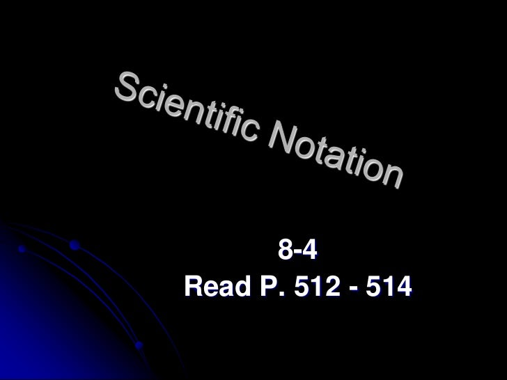 8-4Read P. 512 - 514