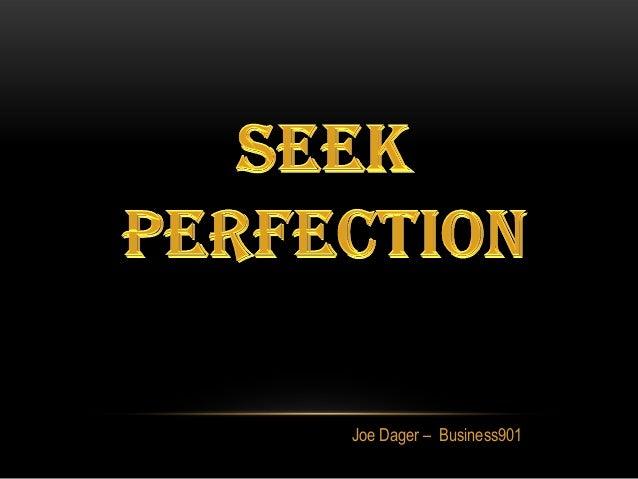 Joe Dager – Business901