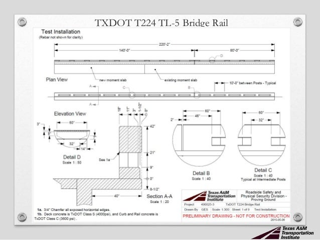 Texas A&M Transportation Institute's Experience and