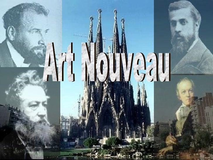 """ Caratteri generali     L' Art Nouveau in Europa          Esponenti di spicco              Altre opere """"Art Nouveau"""""""
