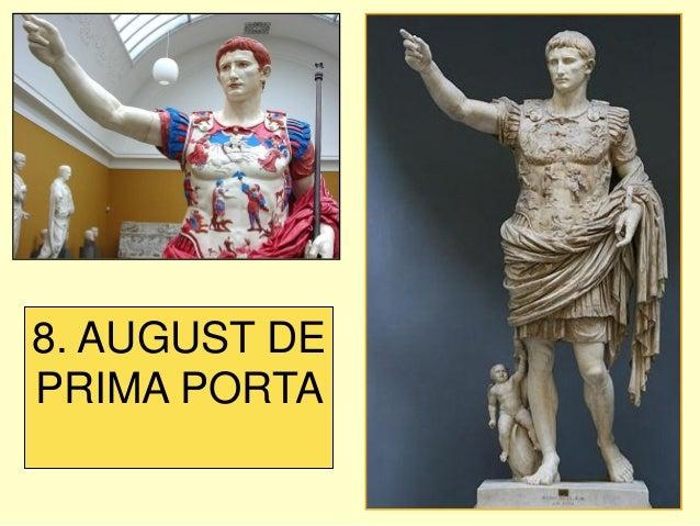8. AUGUST DEPRIMA PORTA