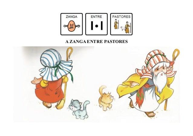 A ZANGA ENTRE PASTORES