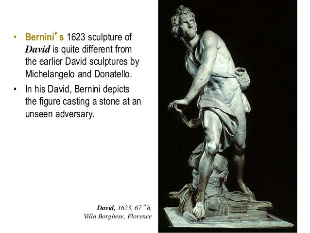 david bernini analysis