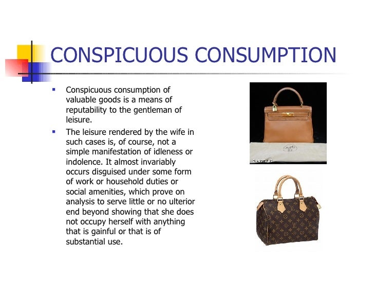 The Theory of the Leisure Class - Conspicuous Consumption Summary & Analysis