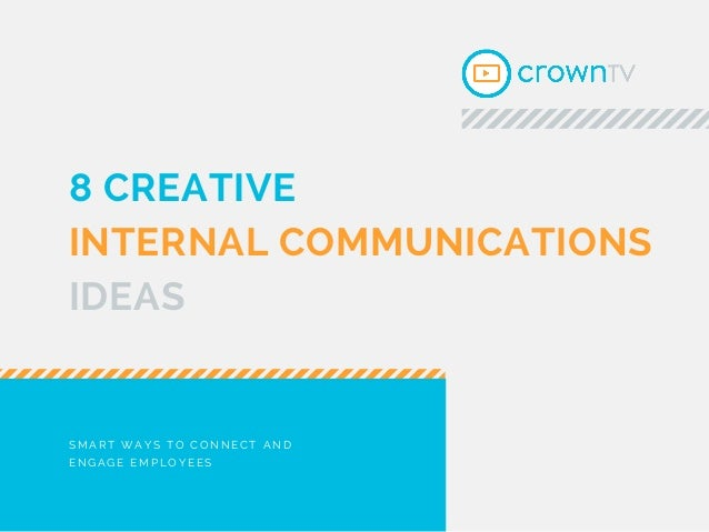 what is internal communication pdf