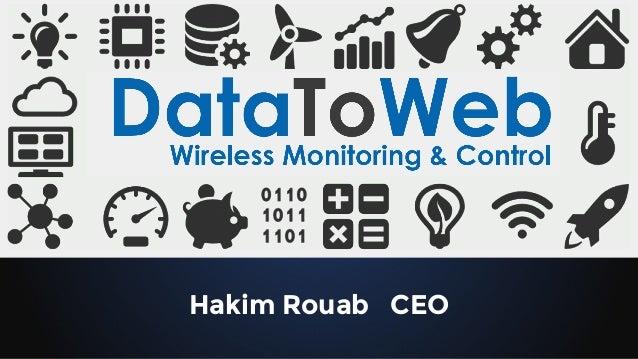 Hakim Rouab CEO