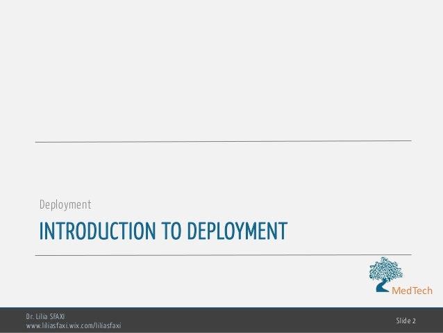 Software Engineering - chp8- deployment Slide 2