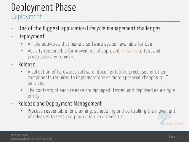 Software Engineering - chp8- deployment Slide 3
