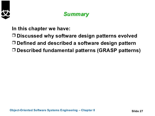 design patterns elements of reusable object oriented software full pdf