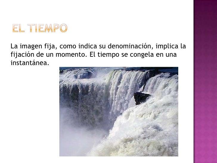 8. El Tiempo Slide 2