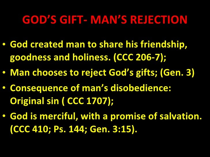 Man of god gifts