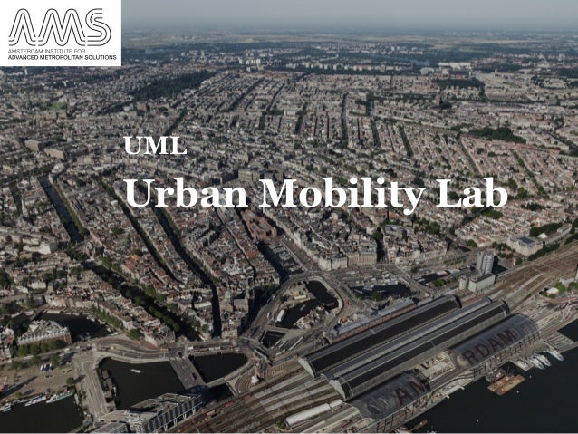 UML Urban Mobility Lab