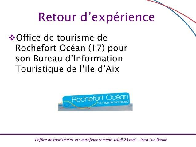 Journ e technique mopa autofinancement office de for Office de tourisme aix