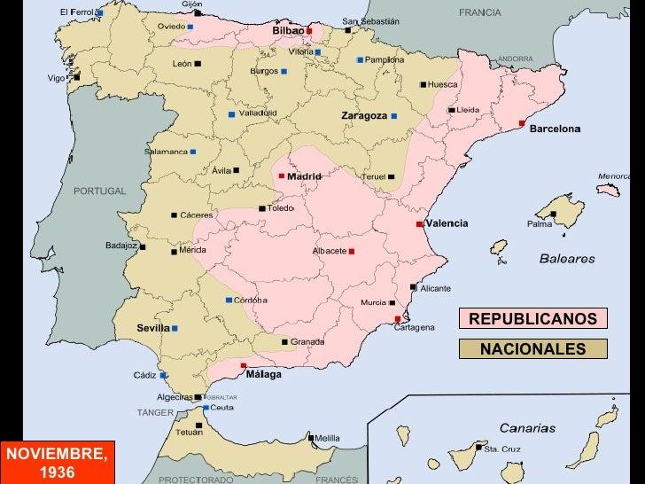 NOVIEMBRE, 1936 REPUBLICANOS NACIONALES