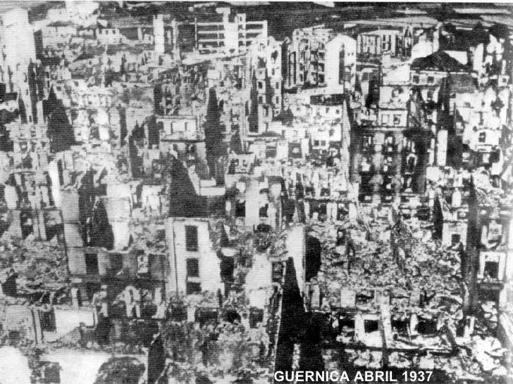 GUERNICA ABRIL 1937