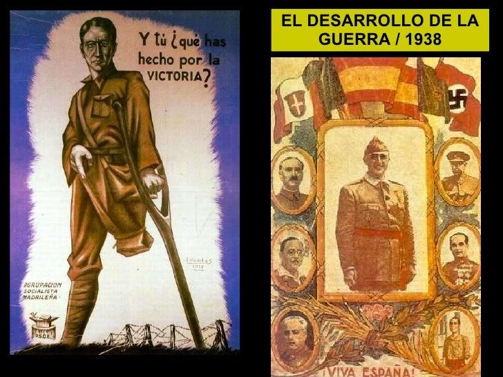 EL DESARROLLO DE LA GUERRA / 1938