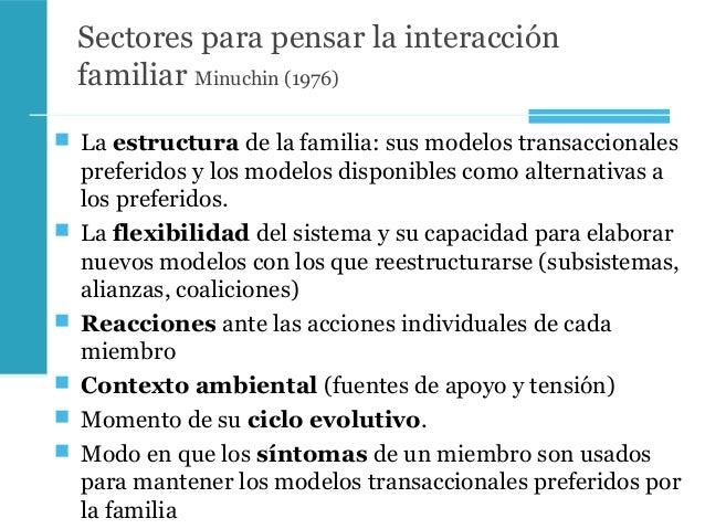 8 Modelo Sistemico Familiar