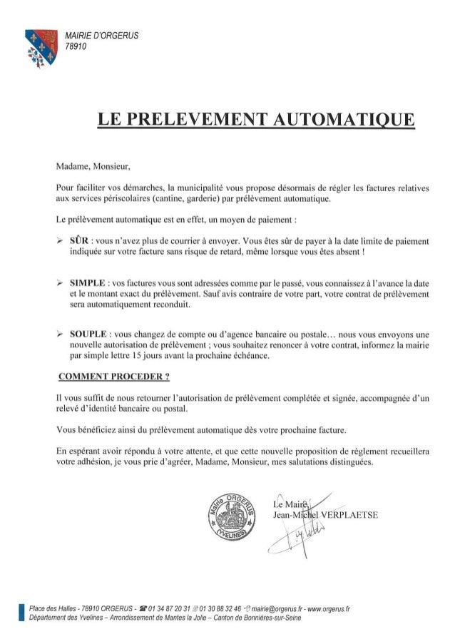 8 notice prélèvement automatique