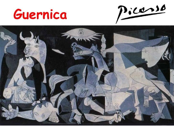 P. Picasso: Guernica