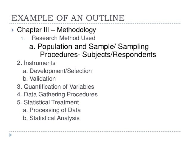 Analysis section of dissertation