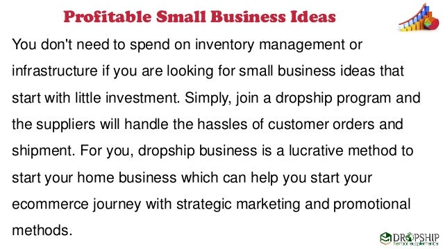 Profitable Small Business Ideas In Usa To Start With Little Investment