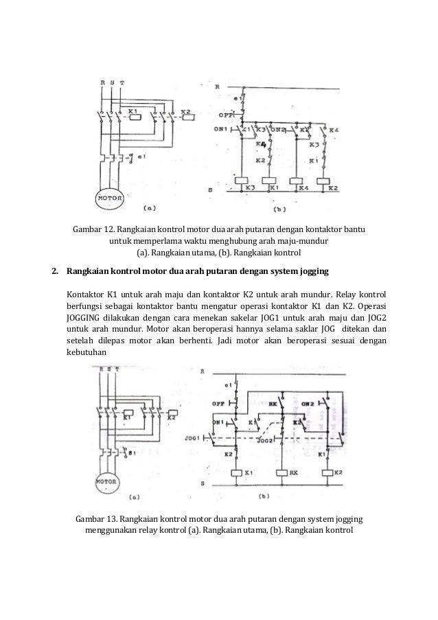 8 rangkaian dasar kontrol motor listrik gambar 12 ccuart Gallery