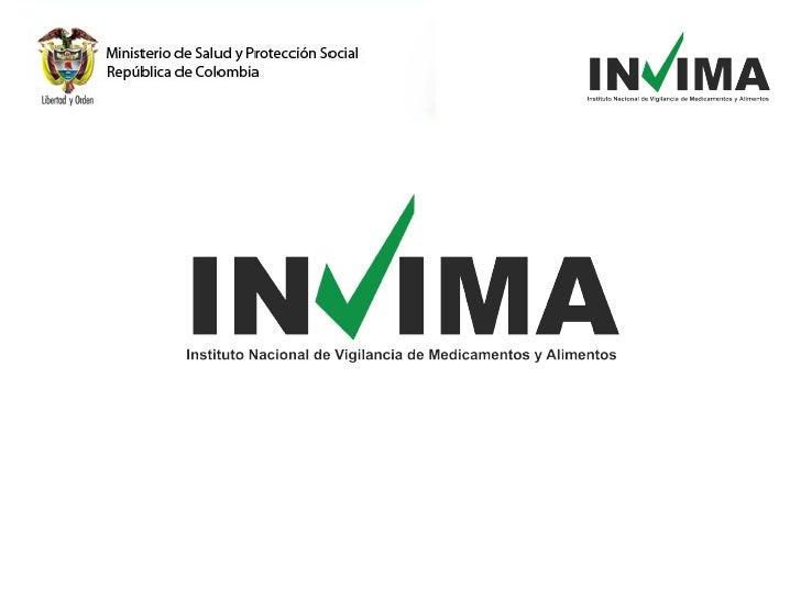 ROL DEL INVIMA FRENTE A LOS  ACUERDOS COMERCIALESTLC COLOMBIA – ESTADOS UNIDOS          Mayo de 2012