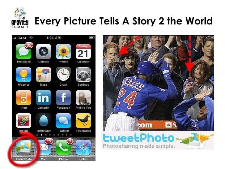 Twitter  & Photo Sharing : Tweetphoto Slide 3