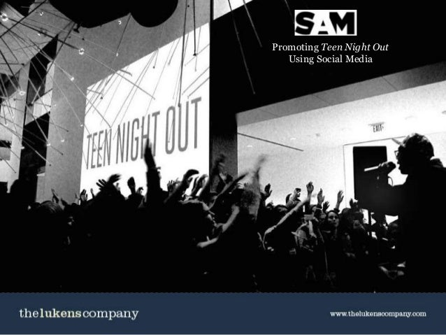Social Media for Non Profits / April 28, 2014 Promoting Teen Night Out Using Social Media