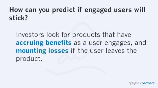 Why Engagement Matters to Investors - Sarah Tavel, Partner, Greylock Partners - 2016 Habit Summit Slide 28