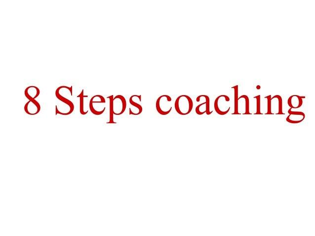 8 Steps coaching
